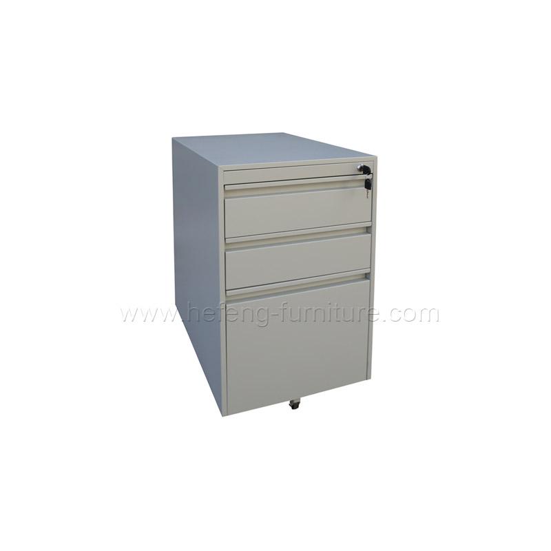 3 Tiroir Mobile Piédestal Cabinet